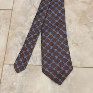 """Brooks Brothers """"346"""" Designer Tie Woven in Italy"""